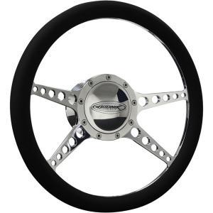 Budnik Steering Wheel Dragon|mooneyes