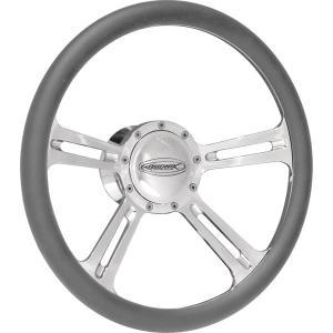 Budnik Steering Wheel Ice|mooneyes