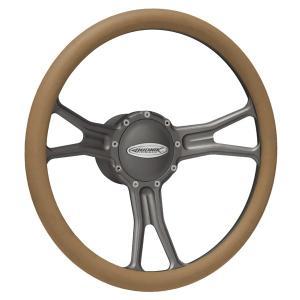 Budnik Steering Wheel G10|mooneyes