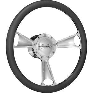 Budnik Steering Wheel Revolver|mooneyes