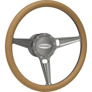 Budnik Steering Wheel Shotgun|mooneyes
