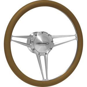 Budnik Steering Wheel Velocity|mooneyes