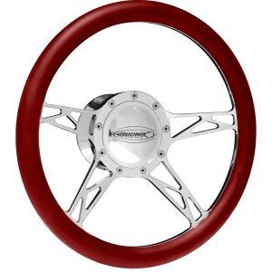 Budnik Steering Wheel Trestle|mooneyes