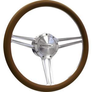 Budnik Steering Wheel Beveled Sport|mooneyes