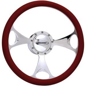 Budnik Steering Wheel 430|mooneyes