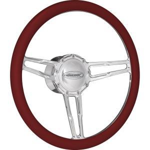 Budnik Steering Wheel Chicane|mooneyes