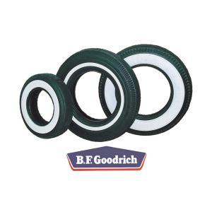 B.F.グッドリッチ シルバータウン ホワイト ウォール タイヤ 480-10|mooneyes