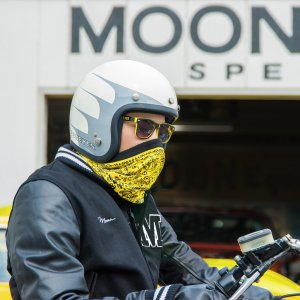 ムーンアイズ MOON ウィンドブレイク マスク|mooneyes