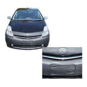 2004-2009 US TOYOTA 純正 フル ブラ プリウス用 TOYOTA ロゴ付き エコカー NHW20型|mooneyes