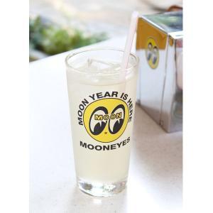 ムーンアイズ グラス コップ mooneyes