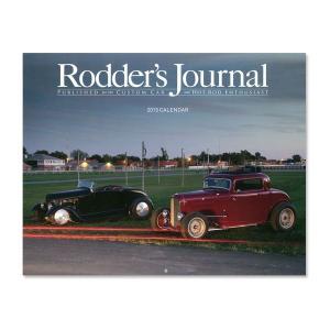 The Rodder's Journal 2015 カレンダー mooneyes