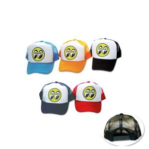 Kids MOON Eyeball ベースボール キャップ|mooneyes