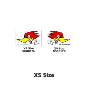 クレイスミス ステッカー 9 x 7cm|mooneyes