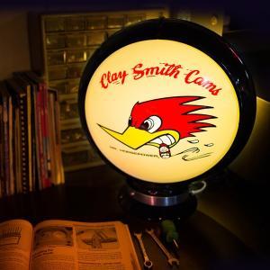 CLAY SMITH  (クレイ スミス)  ガス ランプ|mooneyes