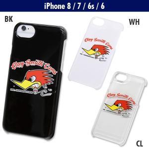 CLAY SMITH クレイスミス iPhone8, iPhone7 & iPhone6/6s ハードカバー|mooneyes