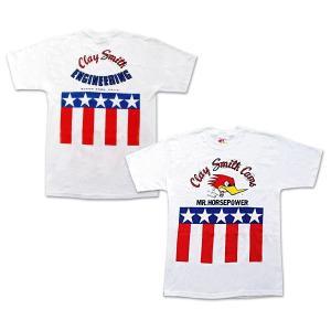 XXLサイズ クレイスミス トラディショナル デザイン Tシャツ|mooneyes