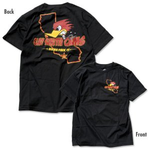 XXLサイズ クレイ スミス カリフォルニア Tシャツ|mooneyes