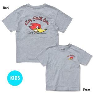 キッズ クレイスミス トラディショナル デザイン T シャツ|mooneyes