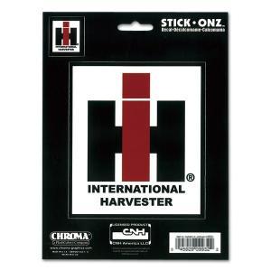 STICK・ONZ デカール (ステッカー) Int. HARVESTER|mooneyes