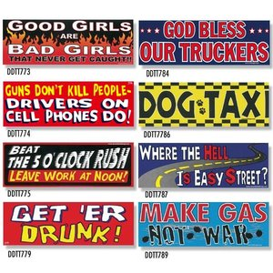 Bumper Stickers -1|mooneyes