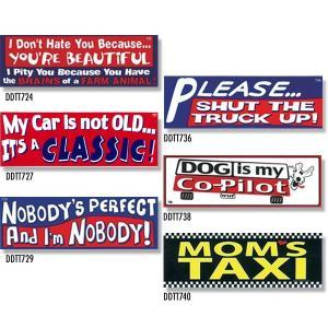 Bumper Stickers -2|mooneyes