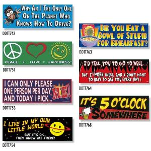 Bumper Stickers -3|mooneyes
