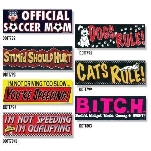 Bumper Stickers -4|mooneyes