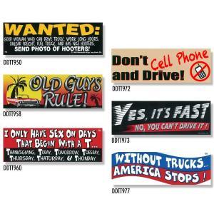 Bumper Stickers -6|mooneyes