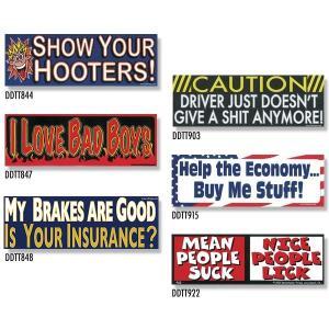 Bumper Stickers -8|mooneyes