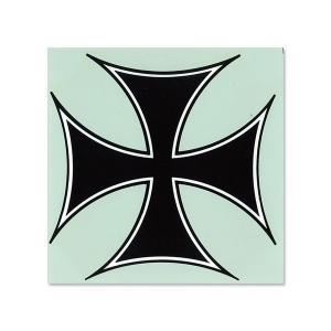 Iron Cross (L) デカール (水貼り)|mooneyes