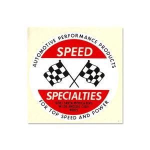 SPEED SPECIALTIES デカール (水貼り))|mooneyes