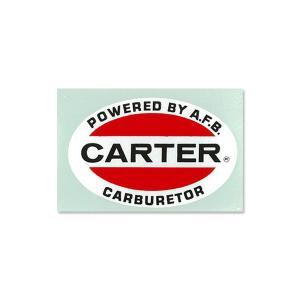 CARTER AFB デカール (水貼り)|mooneyes