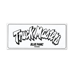 ブルーパニック Truck Masters ステッカー|mooneyes