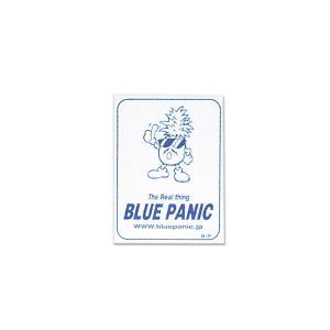 MAD オリジナル メッセージ プレート BLUE PANIC|mooneyes
