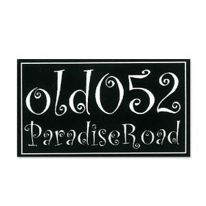 パラダイス ロード オールド 052 ステッカー|mooneyes