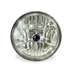 3 ポインテッド ヘッドライト ダイアモンド リフレクター|mooneyes