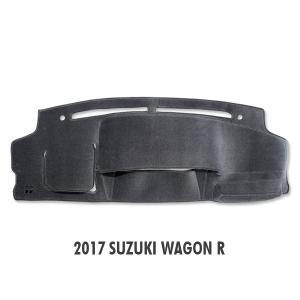 SUZUKI WAGON R (2017〜) (スズキ ワゴンR) 用 オリジナル DASH MAT(ダッシュマット)|mooneyes