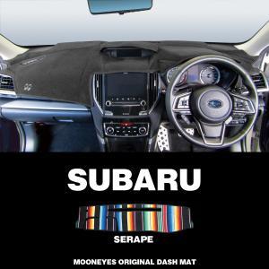 SUBARU(スバル)用 オリジナル サラぺ DASH MAT (ダッシュマット)|mooneyes
