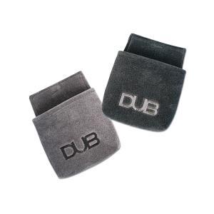 DUB Auto Utility Bag。ベロアマテリアルを使用。小物をまとめてすっきり収納!吊るす...