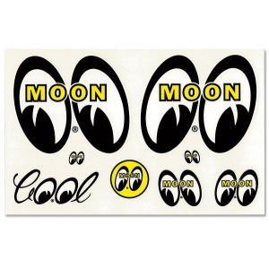 8 EYES Sticker Sheet|mooneyes