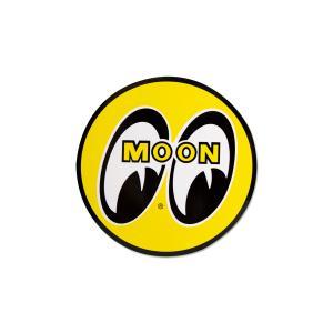 MOON EYEBALL ステッカー 13cm|mooneyes