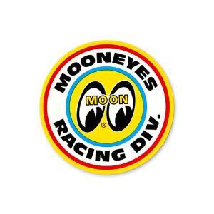 ムーンアイズ (MOONEYES) Racing DIV デカール|mooneyes