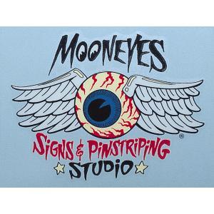 S & P STUDIO 抜きデカール|mooneyes
