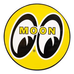 ムーンアイズ EYEBALL ステッカー 45cm|mooneyes