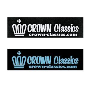 CROWN Classics 抜きデカール|mooneyes
