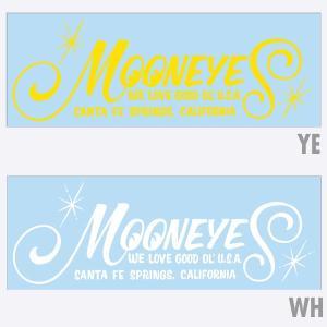 MOONEYES Logo 抜き ステッカー|mooneyes