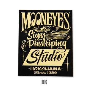 Signs & Pinstriping Studio ステッカー|mooneyes