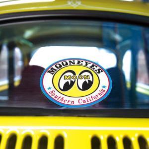 ムーンアイズ MOONEYES  Southern California ステッカー|mooneyes