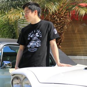 ミッキー ドライブ Tシャツ|mooneyes