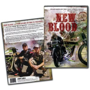 【30%OFF】 New Blood<DVD>|mooneyes